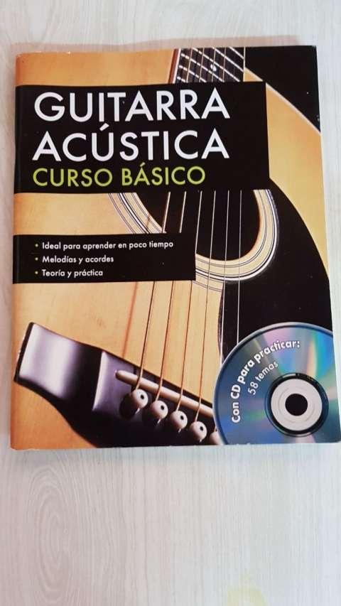 Curso básico guitarra acústica