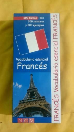 Vocabulario esencial francés