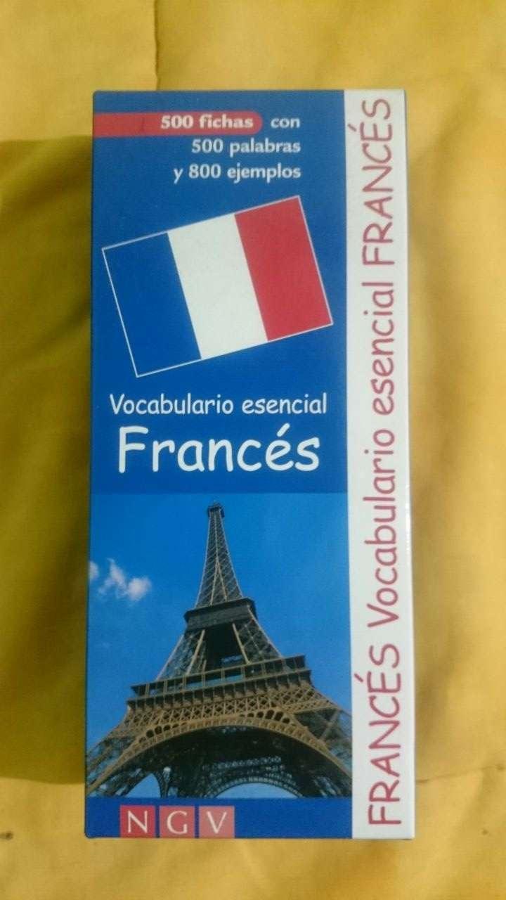 Vocabulario esencial francés - 0
