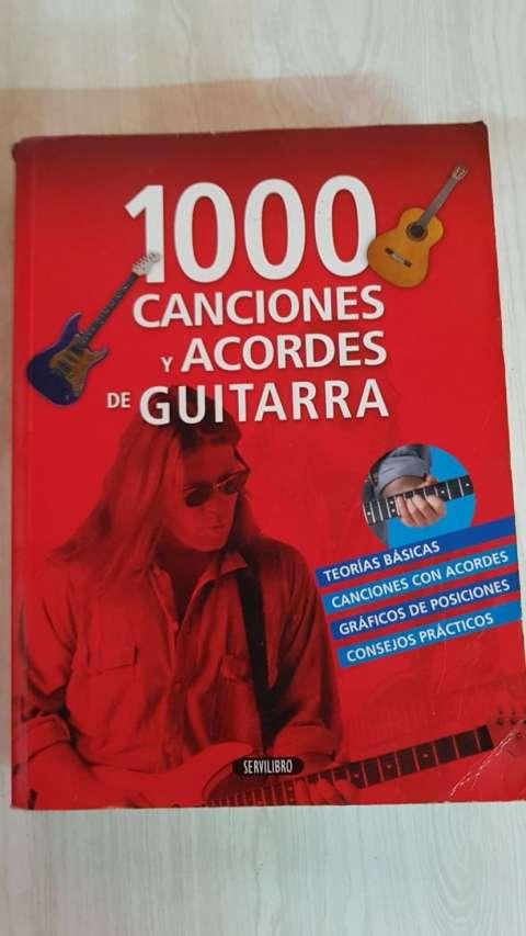 1.000 Canciones y acordes de guitarra