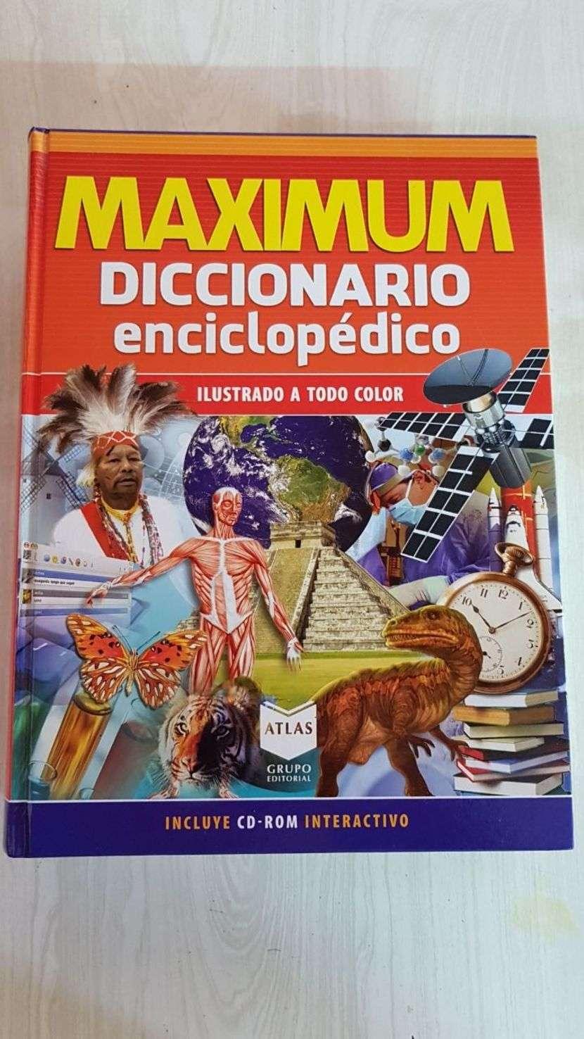 Diccionario enciclopédico Maximum - 0