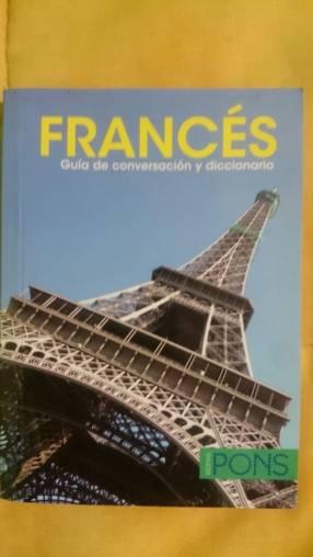 Guía de conversación y diccionario francés