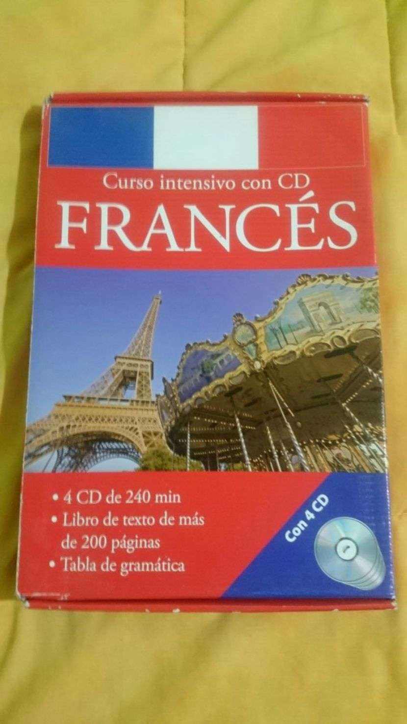 Curso intensivo francés con cd - 0
