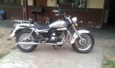 Moto Kenton Chopper 200 cc