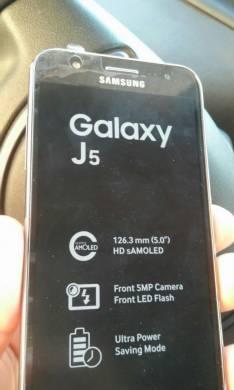 Samsung Galaxy J5 para tigo
