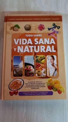 Libro Vida Sana y Natural