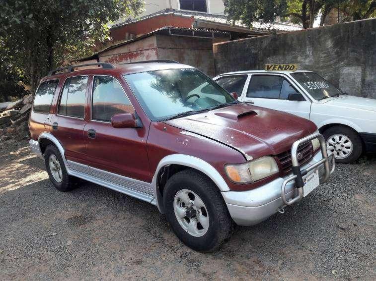 Kia Sportage 1998 - 5