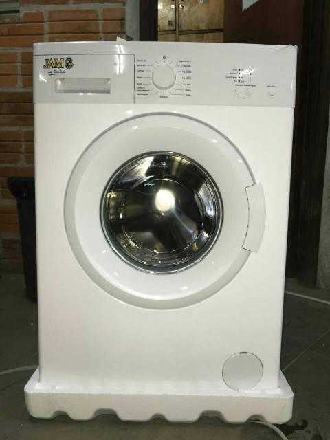 Lavarropas Jam automática de 6 kilos