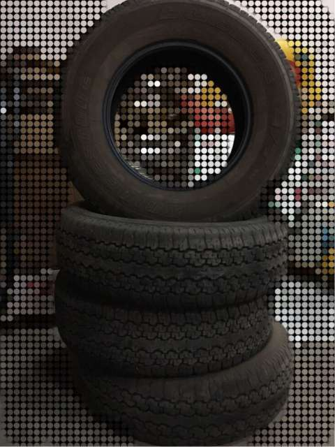 Cubiertas Bridgestone