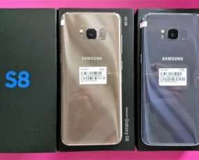 Samsung Galaxy S8 nuevos en caja