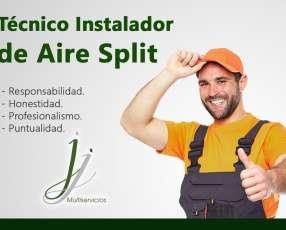 Servicios en instalación, reparación y mantenimiento preventivo