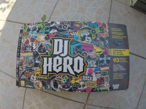 DJ hero Set Completo
