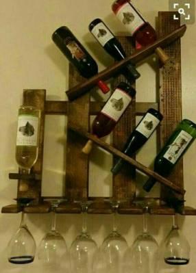 Vineros de pallets