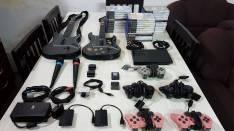 Play Station 2 con juegos y accesorios originales