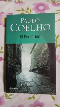 Libro El peregrino de Paulo Coelho
