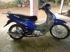 Moto Kenton motor 110 cc documento aldia tine chapa y cédula verde
