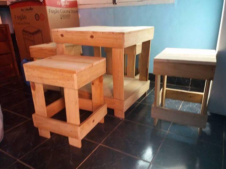Muebles de palets lorena - Comprar muebles de palets ...