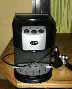 Cafetera Midas