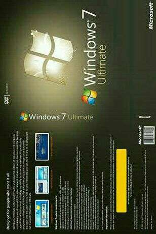 Windows 7 Ultimate 32 64 Bits - 1