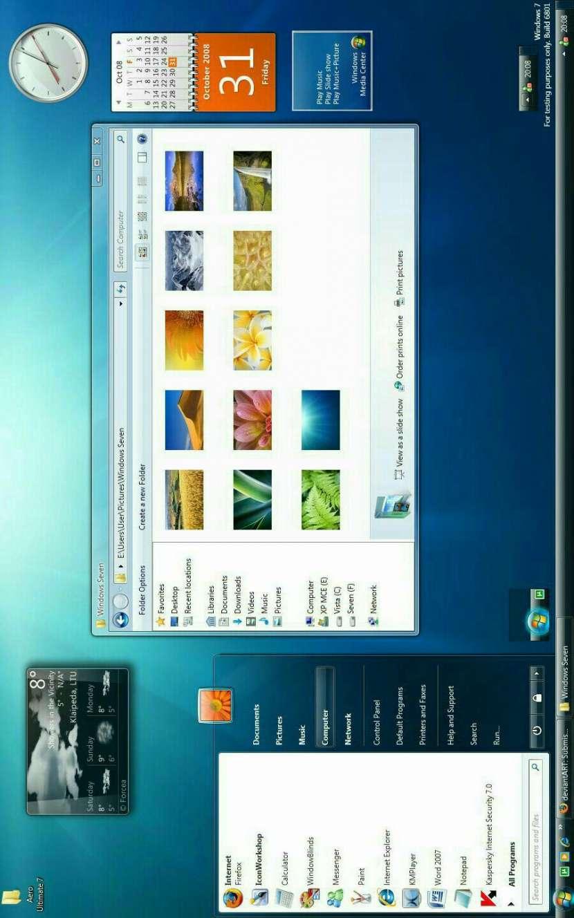 Windows 7 Ultimate 32 64 Bits - 2