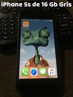 Iphone 5s de 16 gb liberado