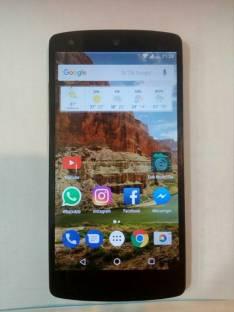 LG Nexus 5 fisurado