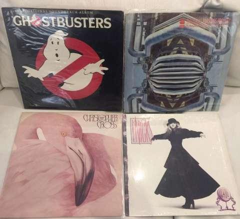 Discos pop originales de la década del 70 80