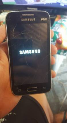Samsung Galaxy Ace 4 fisurado