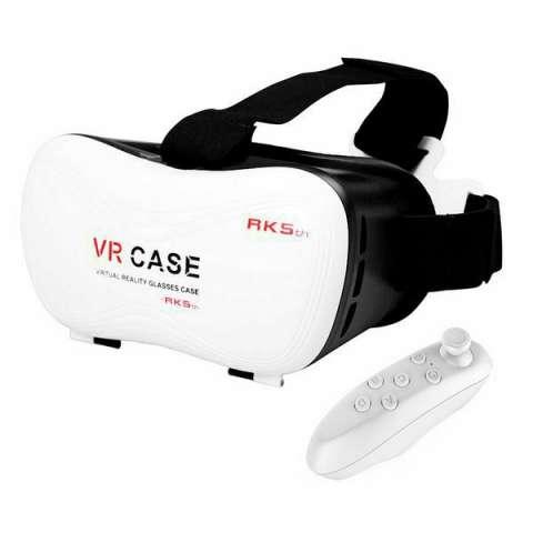 Lente de Realidad Virtual VR CASE