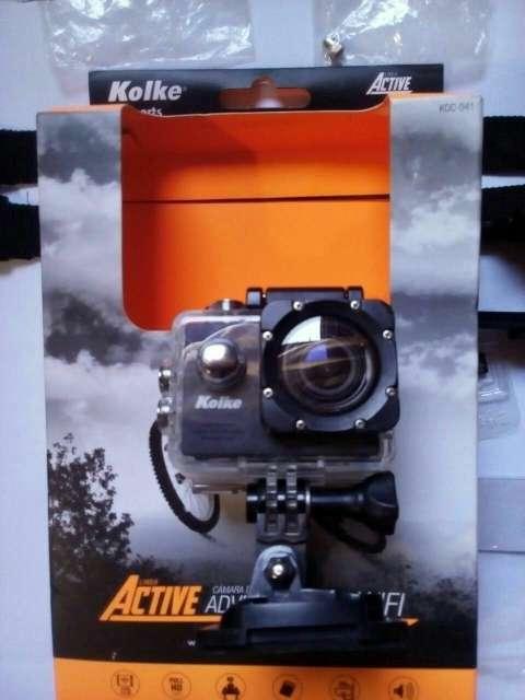 Camara de acción Kolke 1080p