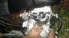Motor 200 cc standar