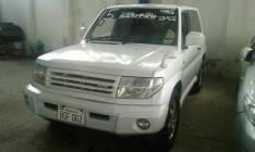 Mitsubishi Pajero 2001 motor 1.8 automático