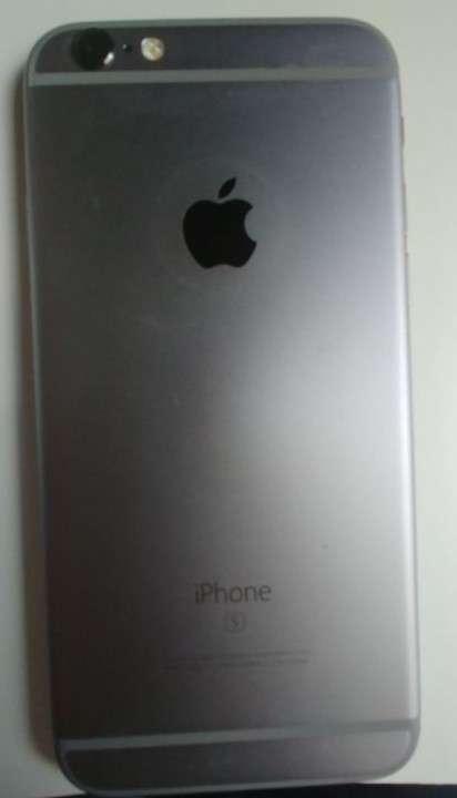 iPhone 6s negro desbloqueado - 1