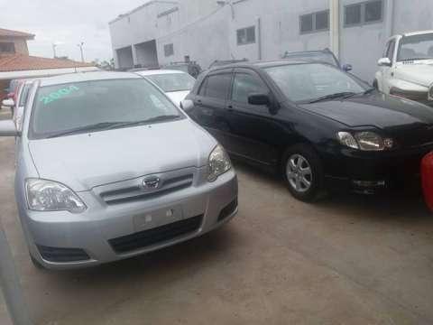 Toyota Runx