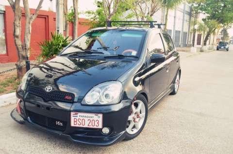 Toyota Vitz rs 2002 motor 1500 vvti