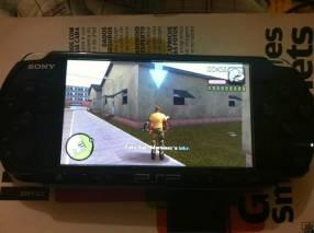 Desbloqueo y carga de juegos para PSP