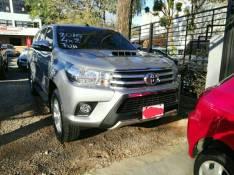 Toyota Hilux 2016 4x2 mecánico