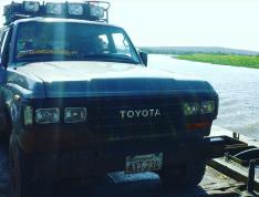 Toyota Land Cruiser 1988 diésel motor 3.0 cc
