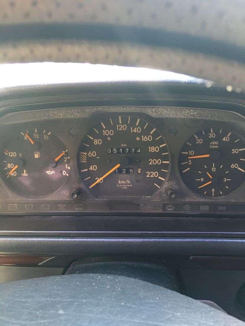 Mercedes Benz 300D W124 - 2