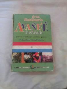 Diccionario guaraní español español guaraní