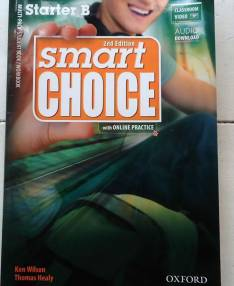 Libro SMART CHOICE Starter B