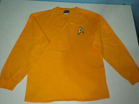 Uniforme del capitán Kirk