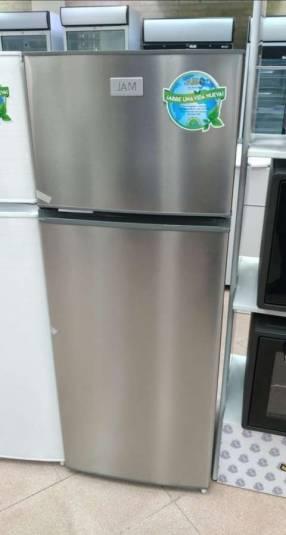 Heladera JAM inox de 300 litros