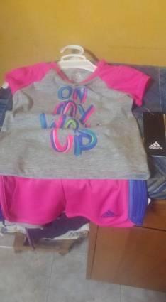 Conjuntos Adidas para nena para 1 un añito