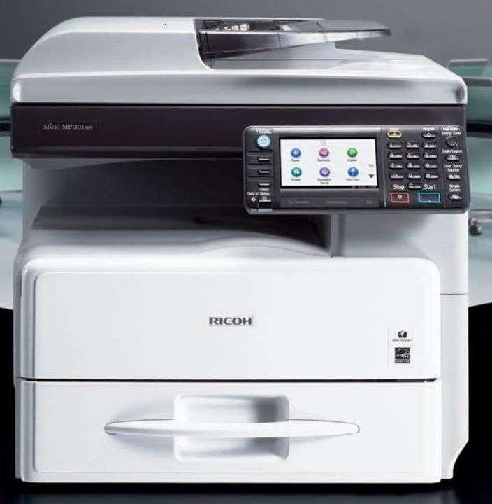 Fotocopiadora RICOH AFICIO MP301 USB - 0