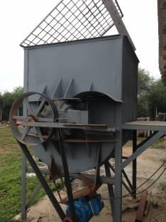 Fabrica de hormigon