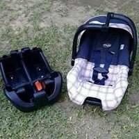 Baby car asiento para bebé con base para el auto