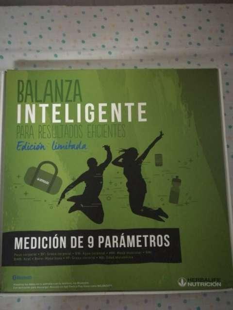 Balanza inteligente - 0