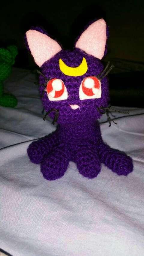 Muñecos de crochet