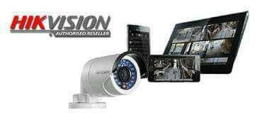 Kit de 4 cámaras IP Hikvision De la más alta gama y sedición